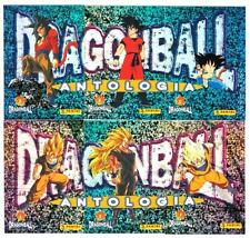 Dragon Ball Antologia Z GT Cards - Promo Set A/F Panini