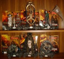 Clive Barker's Infernal Parade - Series One - McFarlane Toys - Complete Set of 6
