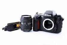 Nikon F100 35mm SLR Film Camera w/ AF 28-70mm Lens [Excellent+] From Japan Tokyo