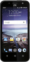 "New ZTE Z812 MAVEN UNLOCKED AT&T GSM 4G LTE Android Smart Phone 8GB 4.5"" Screen"