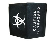 Cartera Biohazard No CD LP Poster Billetes Wallet Music Heavy Metal Banda