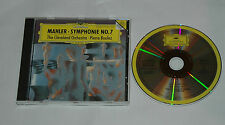 CD/MAHLER/SYMPHONIE 7/BOULEZ/4 D (1996) Germany/DG 447756-2