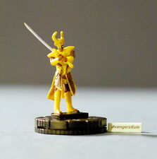 Marvel Heroclix Thor The Dark World Movie Gravity Feed 010 Heimdall