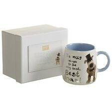 Boofle China Mug Thank You Best Man Gift Set 8oz Tea Cup Coffee Mug Wedding Day