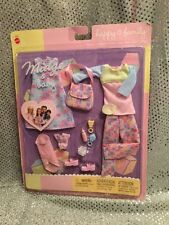 HAPPY FAMILY FASHIONS FOR MIDGE & BABY ACCESSORIES 2002 MATTEL 47629 MINT NRFB