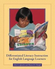 Differentiated Literacy Instruction for English Language Learners-ExLibrary