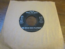 PRIVATE PRESS GARAGE 45 THE BRIAN ROSS PLAYBOYS SOMEONE TO LOVE PROTONE 45