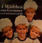 "GESCHWISTER JACOB - 4 MÄDCHEN AUS GERMANY 12"" LP(T 418)"