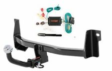 "Curt Class 1 Trailer Hitch & Wiring Euro kit w/ 2"" Ball for Nissan Versa Note"