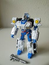TRANSFORMERS WAR WITHIN ULTRA MAGNUS, Titanium series Cybertron Heroes 2007