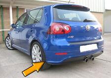 VW Golf 5 2004 al 2008 Ottica R32 Diffusore Spoiler Posteriore Sotto Paraurti