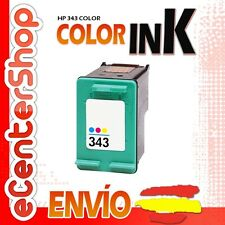 Cartucho Tinta Color HP 343 Reman HP Photosmart 2710