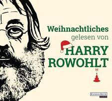 Weihnachtliches gelesen von Harry Rowohlt (2016)