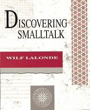 Discovering Smalltalk (Addison-Wesley Object Technology Series)