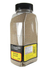 B1380 Woodland Scenics Buff Medium Ballast Shaker 57.7 in³ (945 cm³) TMC