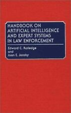 Handbook on Artificial Intelligence and Expert Systems in Law Enforcem-ExLibrary