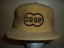COOP GAS OIL OLD SCHOOL VINTAGE SNAPBACK Trucker Hat Baseball Cap Retro Rare BB