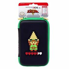 HORI RETRO ZELDA HARD POUCH FOR THE NEW NINTENDO 3DS XL &  3DS OR 3DS XL