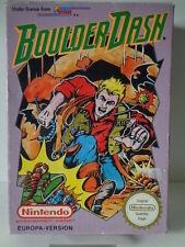 Nintendo NES - Boulder Dash (mit OVP) 10636787