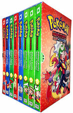 Pokemon Adventures Ruby & Sapphire Collection 8 Books Box Set15-22 9781421577760