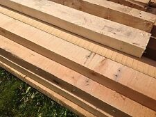 "RECLAIMED TIMBER 4""x3"" 8ft POSTS SOLID WOOD FOR BEARERS FENCE RAILS JOIST ETC"
