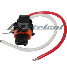 ALTERNATOR Repair Plug 2-Pin Wire Pigtail Harness Fits Avalanche Colorado Tahoe