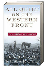 ALL QUIET ON THE WESTERN FRONT (mm, pb) Erich Remarque WWI Germany NEW