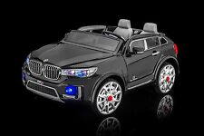 SPORTrax BMW X7 Style 2 Seater Kids Ride on Car, Remote, FREE MP3 Player, 998B