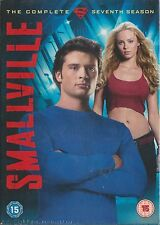 SMALLVILLE - Series 7. Tom Welling, Kristin Kreuk (NEW/SEALED 6xDVD BOX SET '08)