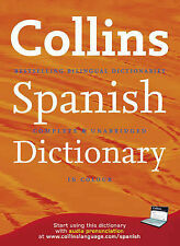 Collins Spanish Dictionary (Collins Complete and Unabridged): Complete & Unabrid