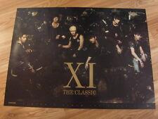 SHINHWA - XI THE CLASSIC SPEICIAL EDITION  [ORIGINAL POSTER] *NEW* K-POP