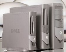 DELL SFF WINDOWS 98SE 95 DOS 1GHz 40GB 512MB USB2.0 GAMING INDUSTRIAL EMBROIDERY
