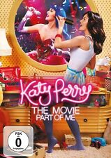 KATY PERRY: PART OF ME (SHANNON WOODWARD, LUCAS KERR,...) DVD NEU