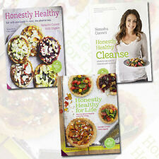 Natasha Corrett Honestly Healthy 3 Books Collection Set Honestly Healthy Cleanse
