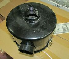 """Air Cleaner Assembly, Filter 1-1/2"""" NPT In/Out Air Compressor, Stationary Engine"""