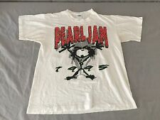 PEARL JAM Vintage T Shirt 90's TOUR Concert 1995 Vitalogy SEATTLE GRUNGE BAND L