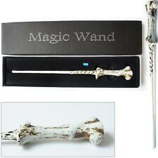 Deluxe Harry Potter Lord Voldemort Magical Wand Led Light In box