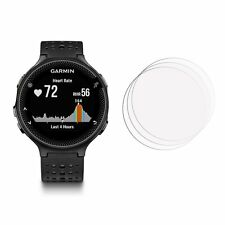 3 x Membrane Screen Protectors For Garmin Forerunner 235 - Glossy Cover Guard