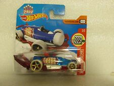 HOT WHEELS 2017 53/365 HOLIDAY RACERS 5/5 CARBONATOR  NEW ON CARD