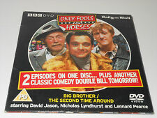 Daily Mail DVD - Only Fools and Horses - 2 Episodes - starring David Jason