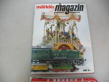 Q304-0,5# Märklin/Marklin Katalog/Magazin Jubiläums-Sonderheft von 1984, s.g.