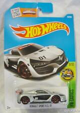 Renault Sport R.S. 01 1/64 Scale Die-cast Model Car From Hot Wheels HW Exotics