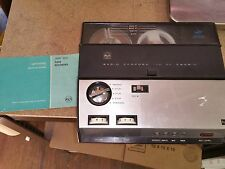 RCA Vintage Solid State Tape Reel Recorder YGS-21E with Tape Reel w/instructions