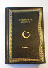 The Book of the 1001 Nights - leather-bound - Very Good+