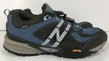 NEW BALANCE WO1320GT GORE-TEX VIBRAM GRAY TEAL WATERPROOF TRAIL HIKE SHOES SZ 10