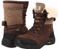 UGG Australia ADIRONDACK II STOUT Waterproof Boots US 9.5 UK 8 Eu 40.5 NEW INBOX