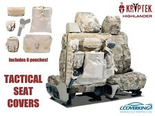 COVERKING TACTICAL KRYPTEK HIGHLANDER CUSTOM SEAT COVERS for DODGE RAM 2500