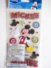 DISNEY DIMENSIONAL STICKERS - MICKEY MOUSE FUN