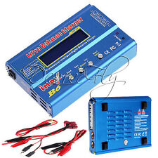 iMAX B6 AC LCD Screen Digital RC Lipo NiMh NiCD Battery Balance Charger Power