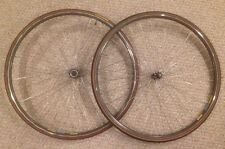 American Classic Hubs Mavic Rim Open 4CD Wheel Set700c Clincher(R ace Dura ble!)